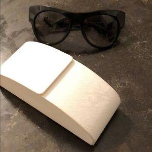 Prada cat eye women's sunglasses